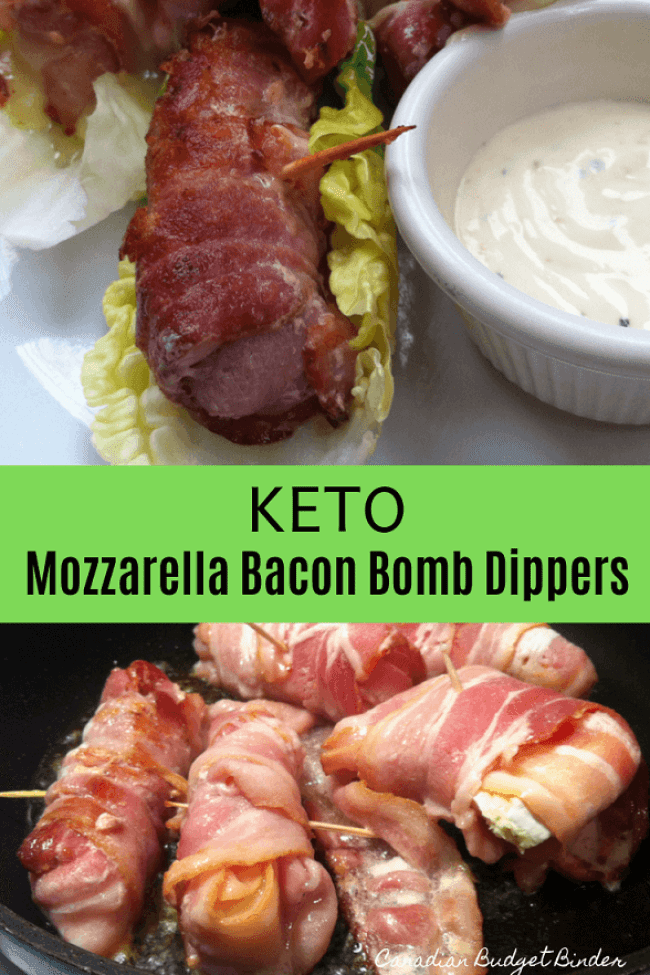 bacon fat bomb