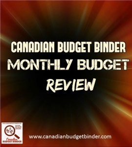 A Balanced Budget Doesn't Make It Unbreakable : January 2016 Monthly Budget Review