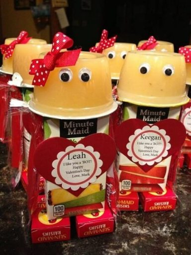 kids Valentine's Crafts
