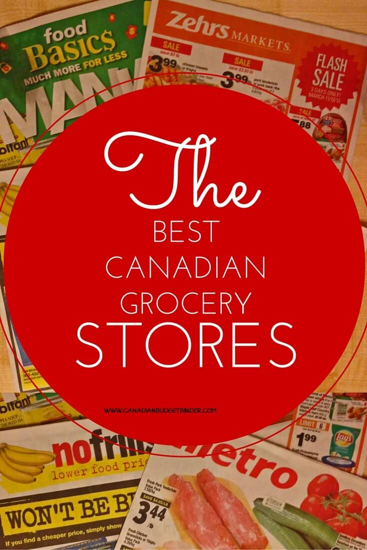 The Best Canadian Grocery Stores To Shop At  : The Grocery Game Challenge 2016 #2 Mar 14-20