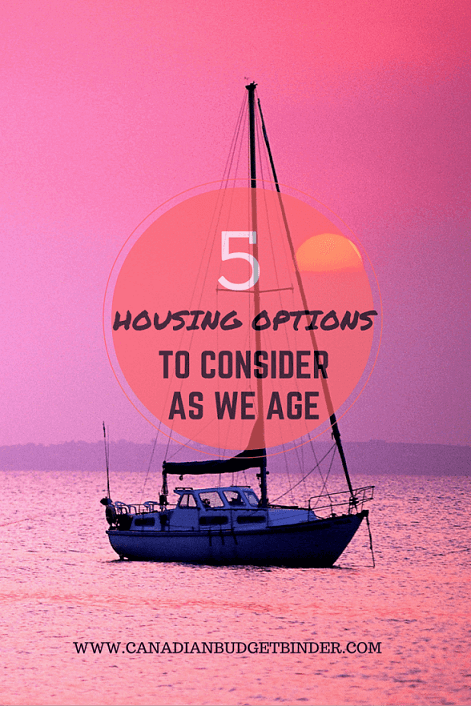 HOUSING OPTIONS AS WE AGE
