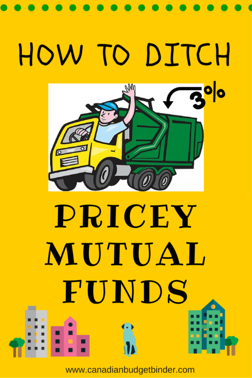 how to ditch pricey mutual funds