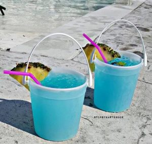 summer drinks in a bucket(1)