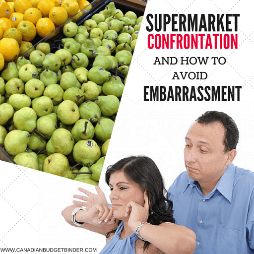 supermarket confrontation and ways to avoid embarrassment 2(1)