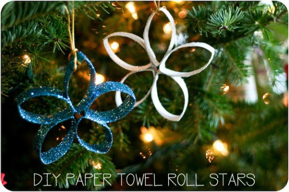 paper-towel-roll-stars-diy-christmas