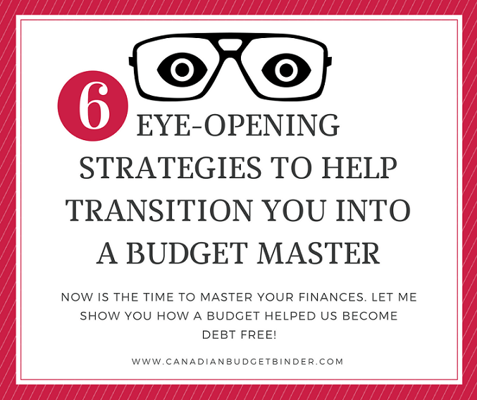 become a budget master in 6 eye opening steps