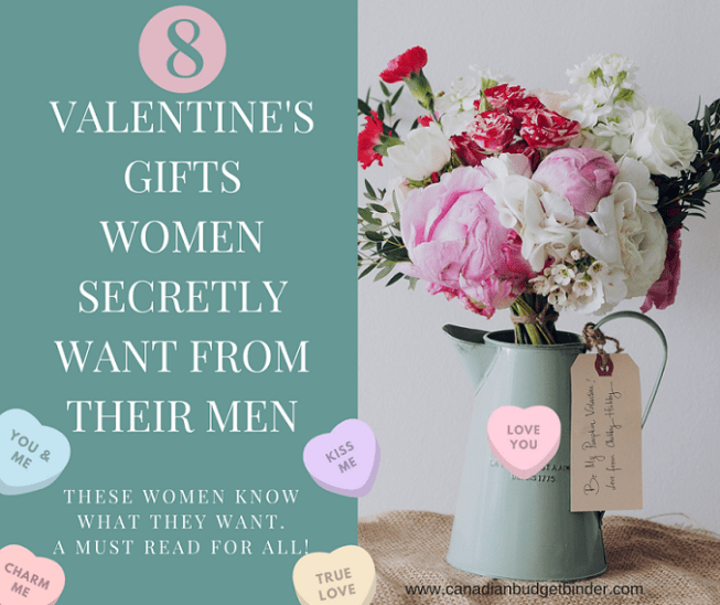 8 Valentine's Day Gifts women secretly want from their men