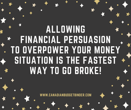 financial persuasion money quote