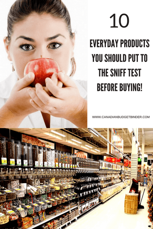 product sniff test