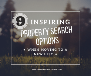 inspiring property search options when moving to a new city
