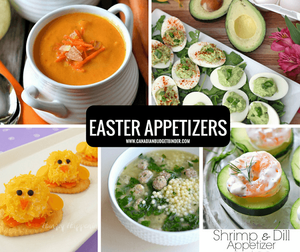 Exclusive Easter Menu Ideas To Fit Your Budget : The