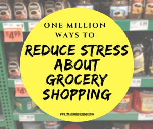 One Million Ways To Help Reduce Stress About Grocery Shopping : The Grocery Game Challenge 2017 #2 June 12-18