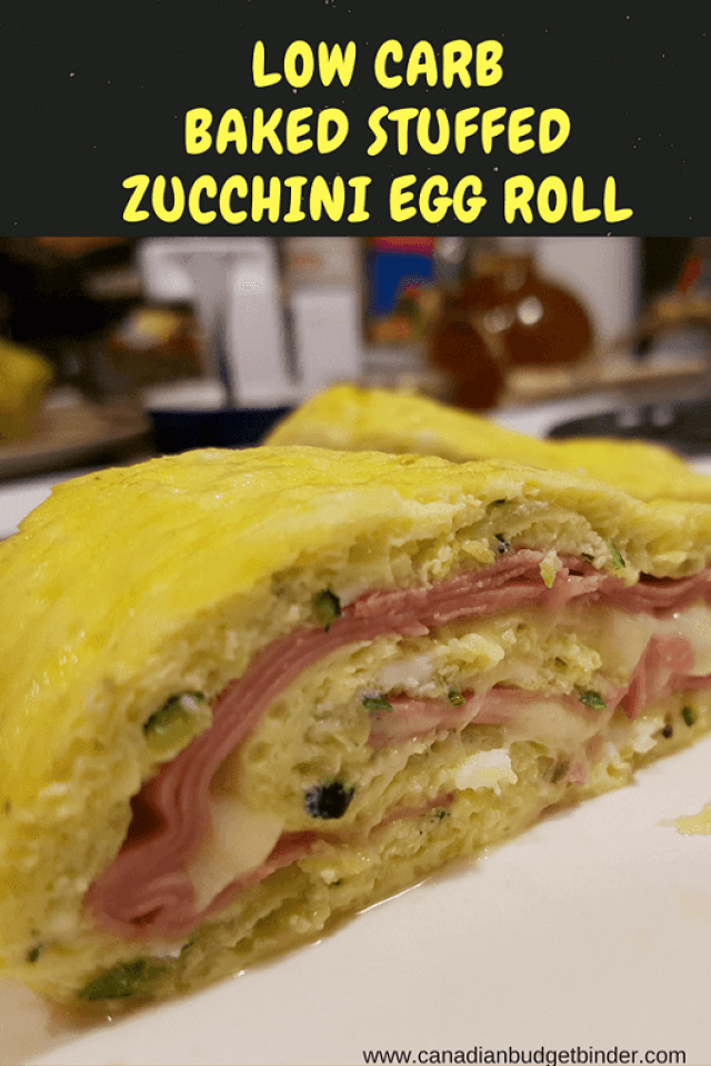 low carb baked zucchini egg roll.png 2 pinterest