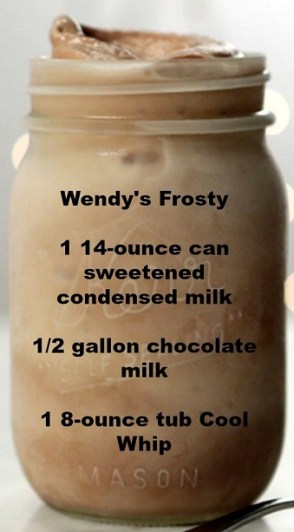 Wendy's Frosty Copycat recipeWendy's Frosty Copycat recipe