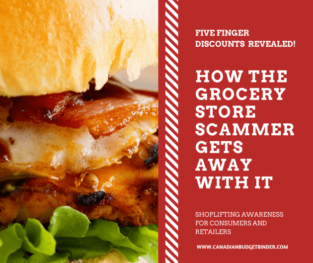 How A Grocery Store Scammer Gets Away With It : The Grocery