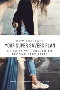 8 Habits We Pursued To Became Powerful Savers : The Saturday Weekend Review #234