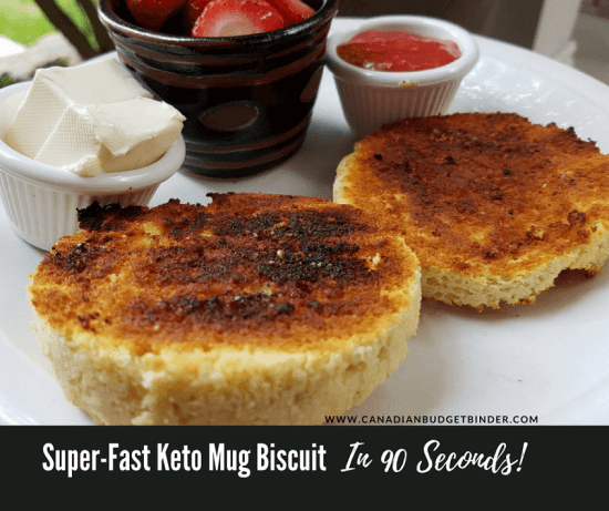 keto mug biscuit 90 seconds fb main