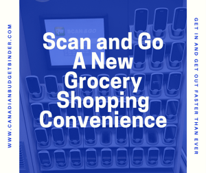 Scan and Go Technology Is A New Grocery Shopping Convenience : The Grocery Game Challenge 2017 #4 Oct 23-29