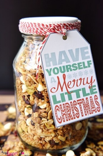 Gingerbread-Granola-with-Cranberries-Pistachios-White-Chocolate-Chips-by-Five-Heart-Home_700pxTag