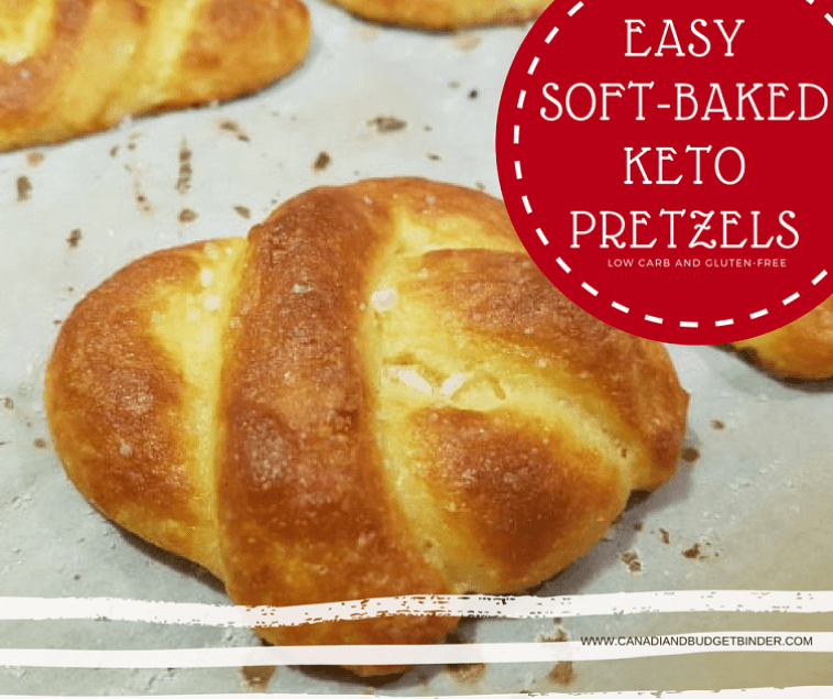 EASY SOFT BAKED KETO PRETZELS. fb 3