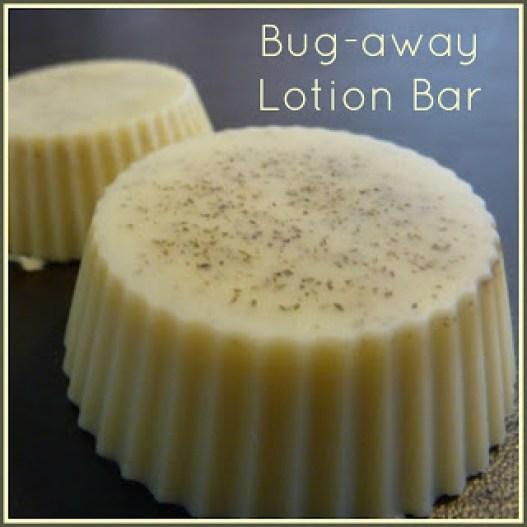 Bug-away Lotion Bar