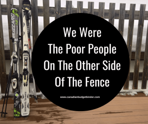 The Poor People On The Other Side Of The Fence