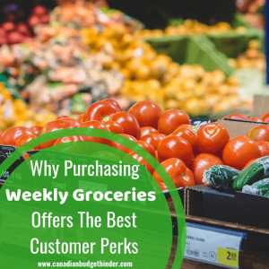 Purchasing Weekly Groceries Offers The Best Customer Perks – GGC 2018 #3 Sept 17-23