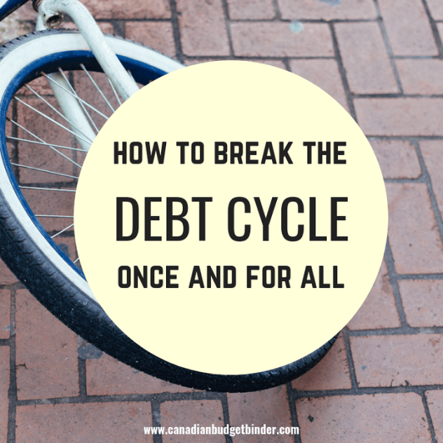 how to break the debt cycle once and for all