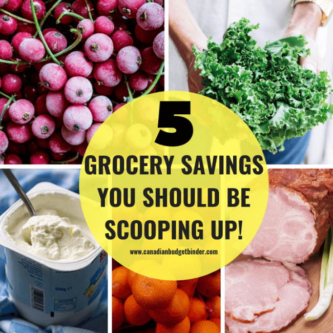 GROCERY SAVINGS YOU SHOULD BE SCOOPING UP!