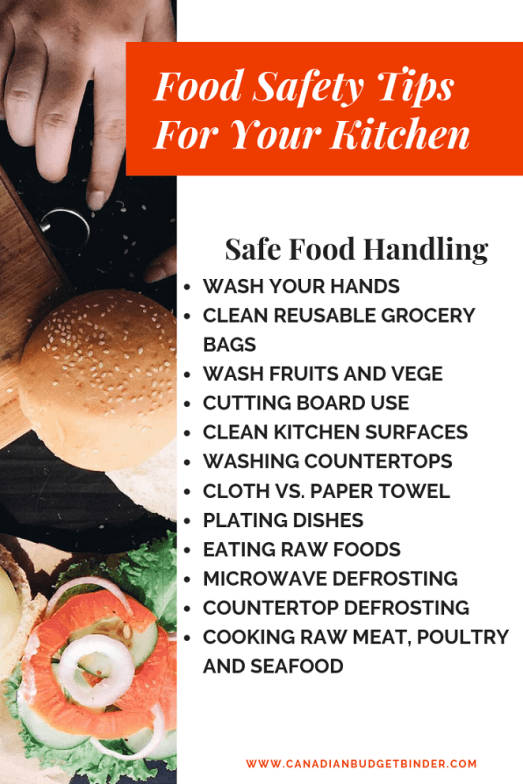 Outstanding Food Safety Tips And The Impact To Your Budget Free Download Free Architecture Designs Scobabritishbridgeorg