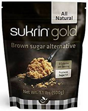 sukrin gold brown sugar substitute