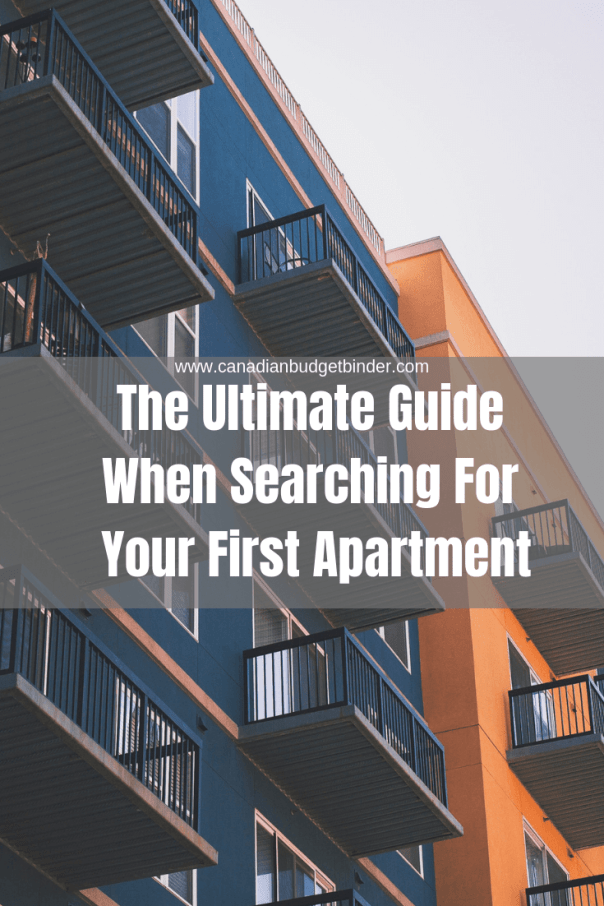 Ultimate Guide First Apartment