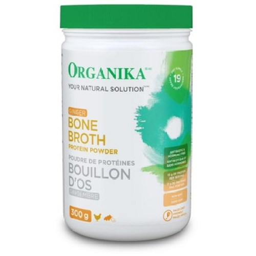organika chicken bone broth