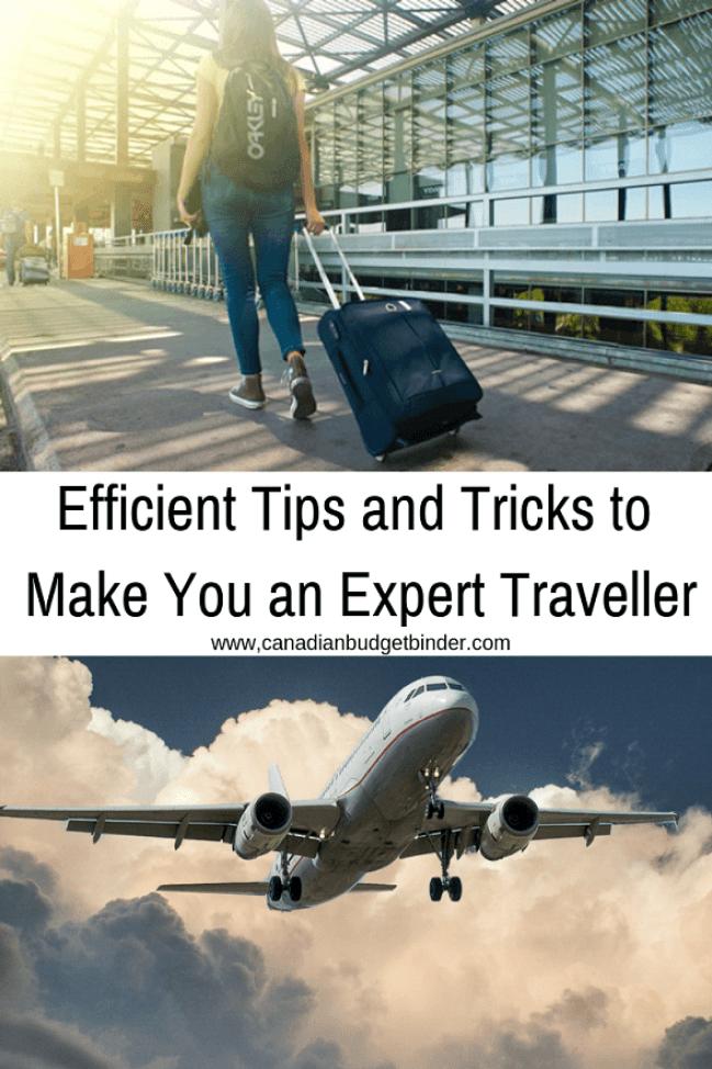 expert traveller tips