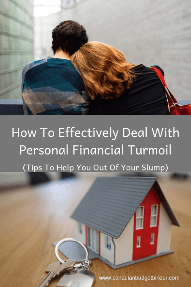 How To Effectively Deal With Personal Financial Turmoil