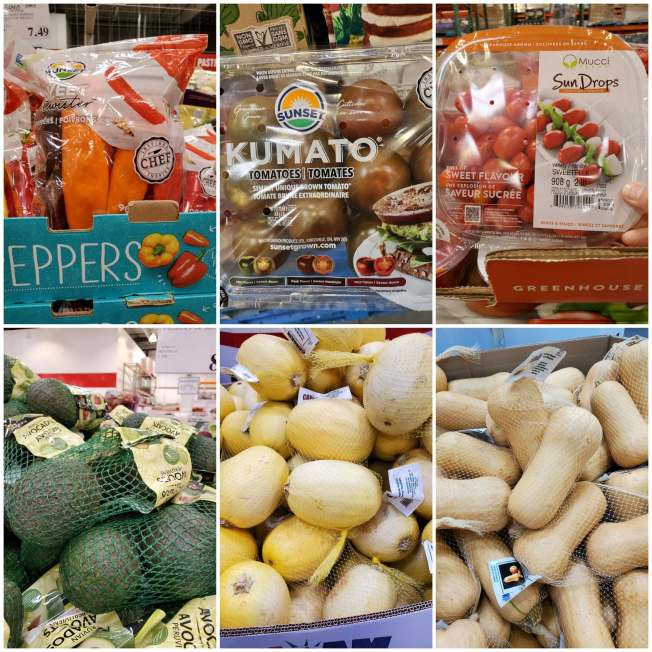 Costco Keto Fall Vegetables
