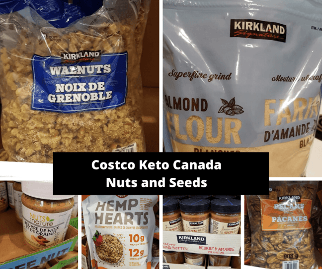 Costco Keto Canada Nuts and Seeds 2