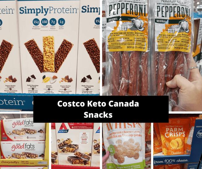 Costco Keto Canada Snacks