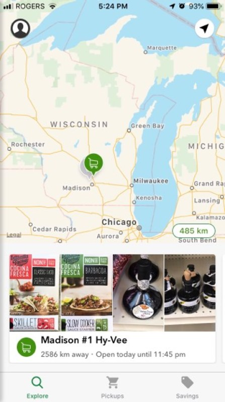 Flashfood App Michigan