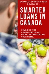 Canada Loans Comparison