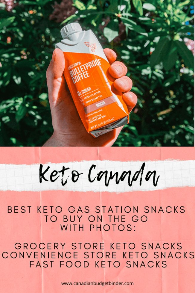 Keto Gas Station