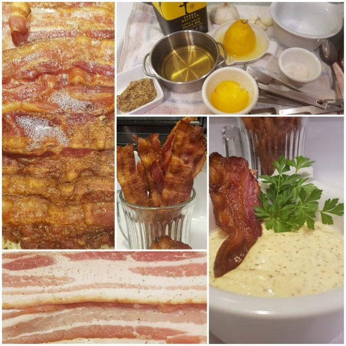 keto bacon fat mayo