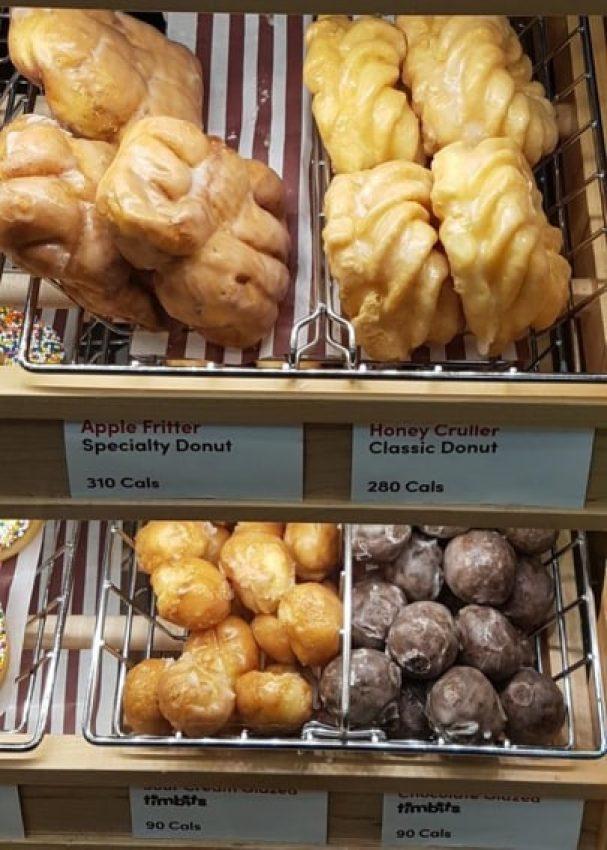 Tim Hortons Donuts