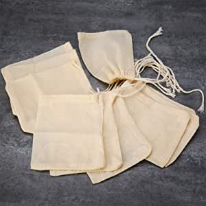 cloth tea bag inserts