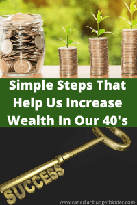 wealth increase