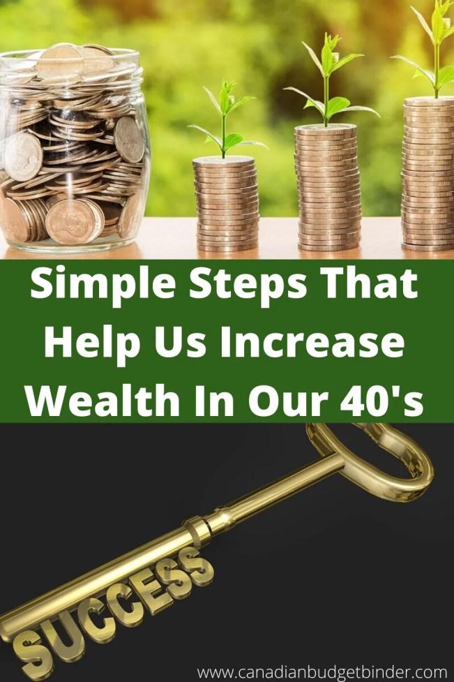 wealth increase