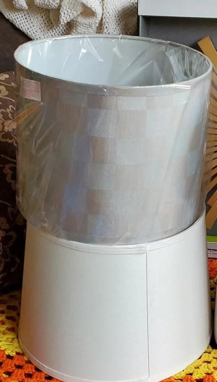 Used lamp Shades