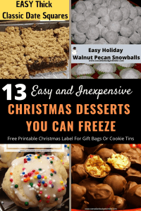 Christmas Baking Gifts