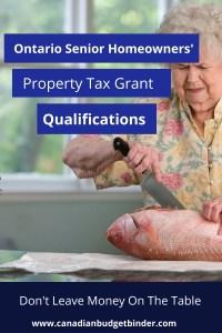 ontario seniors property rebate