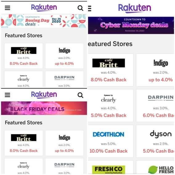 Rakuten Shopping Guides